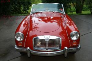MGA 1600 MK2 Roadster Sports Race Collector NOT Austin Healey Triumph