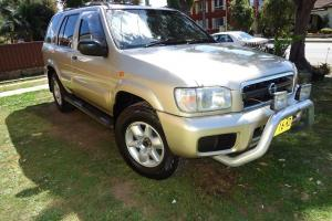 2002 Nissan Pathfinder SUV Long Rego Cheap CAR Quick Sale