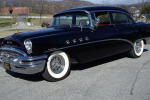1955 Buick Roadmaster Beautiful Automobile