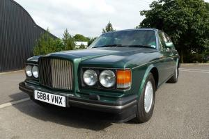 1989 BENTLEY MULSANNE S in Immaculate Condition