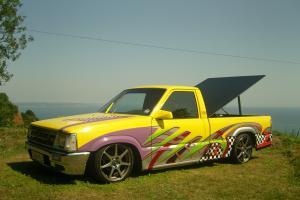 Mazda B2000 Custom Minitruck Hotrod Pickup  Photo