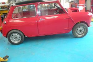 CLASSIC MINI 1275 COOPER S