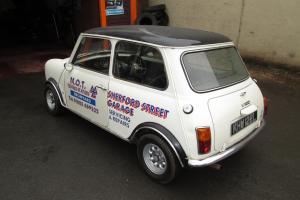 1972 Mk3 Mini Cooper S Replica 1310 fast road engine Straight cut box Tax Exempt