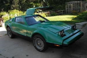 1975 Bricklin SV-1 Base Coupe 2-Door 5.8L NO RESERVE