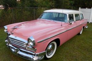 1956 Chrysler Windsor Wagon