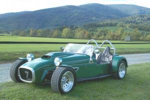 Lotus 7 Replica 2005 Brunton Super Stalker 3.8L V6 0-60 in 3 sec. racing green Photo