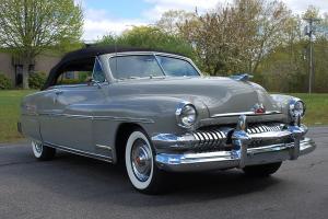 1951 Mercury Convertible Photo