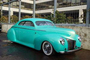1940 MERCURY CUSTOM COUPE, BODYWORK BY RICK DORE, INCREDIBLE CRAFTSMANSHIP!! Photo