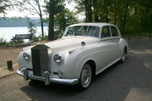 1961 Rolls Royce Silver Cloud II, V8, Air Conditioning, Power Windows