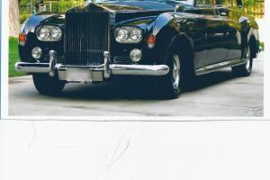 1960 ROLLS ROYCE PHANTOM V LIMOUSINE