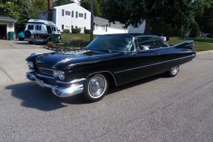 1959 Cadillac  Coupe De Ville classic luxury  show car not a hot or street rod