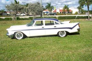 1959 Desoto Firesweep AACA Junior Professional Restoration low orig miles