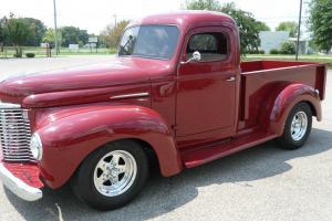 1949  International  Streetrod  Pickup