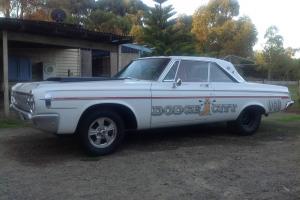 64 Dodge Hotrod Gasser Super Stock Clone