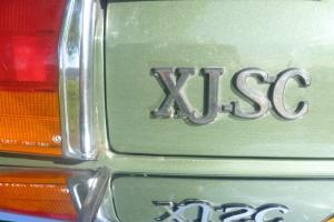 Classic Jaguar XJS C XJ SC XJS Cabriolet Convertible XJ 1983 3 6 Manual 2 2
