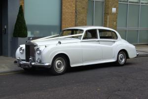 Bentley S2 Rolls Royce Silver Cloud