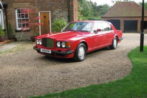 1989 Bentley Turbo