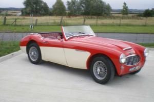 1960 AUSTIN HEALEY 3000 MK1 RHD ODRIVE
