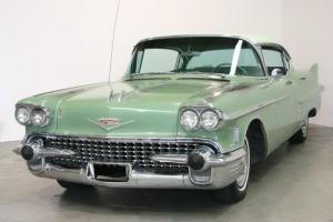 1958 Cadillac Series 62 Hardtop Sedan - 44K Miles From New - Totally Original