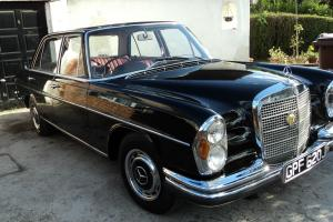 1971 mercedes-benz sel classic car for sale