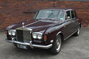 Rolls Royce Silver Shadow 1972 4D Saloon 3 SP Automatic 6 8L Twin Carb in Brisbane, QLD  Photo