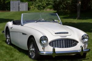 1960 Austin Healey 3000 Mk 1 Convertible
