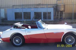 1967 AUSTIN HEALEY MKIII 3000 BJ8