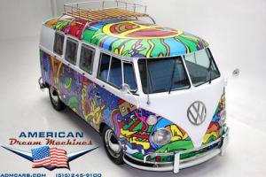 1966 Volkswagon Bus Vanagon