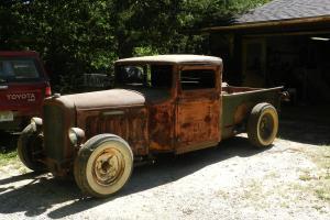 1932 Studebaker pickup Hot rod Rat rod Jalopy project