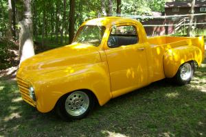 1955 Studebaker Pickup Street Hot Rod Supercharged Custom Truck Big Block Chevy
