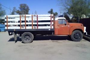 1959 Studebaker  delux 4E pickup Truck ton 1/2 4 spd 6cyl 3rd built of 185