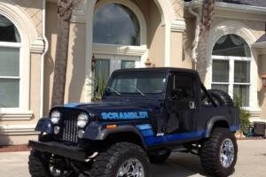 1983 Jeep Scrambler CJ8