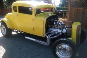 Ford : Model A milner