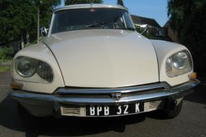 1972 Citroen DS20 Special- New Mot..REDUCED PRICE