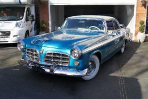 1955 Chrysler Windsor Deluxe Coupe