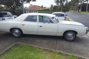 1972 4D Sedan 3 SP Automatic 5 9L Carb