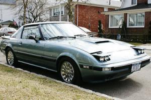 1984 Mazda : RX-7 GSLE SE