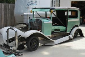 1929 DeSoto Project Car