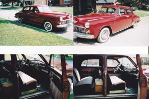 1948 Studebaker Land Cruiser