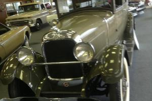 1927 STUDEBAKER BIG SIX COMMANDER ALL ORIGINAL ONE OF A KIND