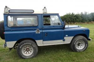 Landrover Series 3 1983 superb restoration