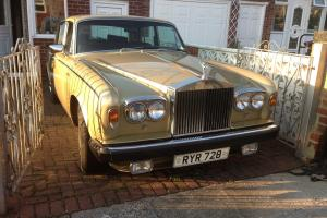 ROLLS ROYCE SILVER SHADOW 2 V8