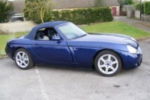 2004 JENSEN S-V8 BLUE