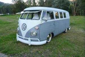 NO Reserve Split VW Kombi 1962 Slammed AIR Bags RAT ROD BUS Classic CAR in Moreton, QLD