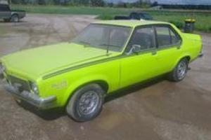 Holden Torana SLR 5000 L31 Beleived TO BE EX Pursuit 1 OF 6 F3  Photo