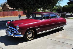 Restored Original 1951 Hudson Hornet 309 Dual Twin H-Power Flathead/Hydromatic