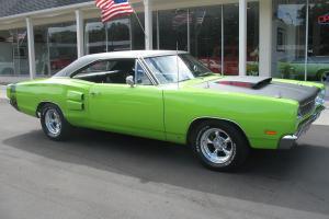 1969 Dodge Super Bee Nut-N-Bolt Rotisserie Restoration 440 6 pack
