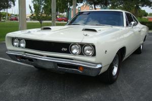 1968 DODGE CORONET SUPER BEE 383 4 SPEED COLD A/C CLEAN AZ CAR MUSCLE CAR