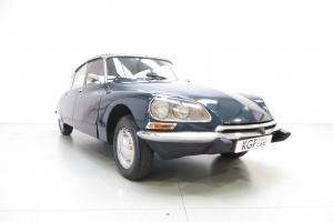 A Unique UK Citroen DS Super, Condition 3, Two Owners, Full History - NO RESERVE  Photo
