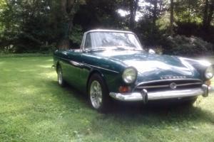 1965 Sunbeam Tiger 260 V8 original